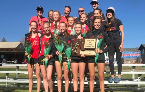 Knights Make History at State Cross Country Meet