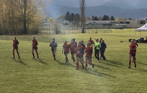 Hellgate Girls Soccer Team Loses Tough Battle To Billings West, Ending Their Season