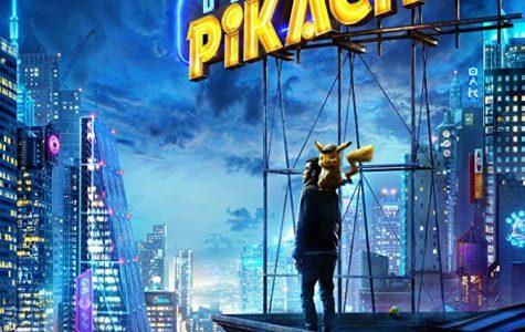Pokémon Detective Pikachu Electrocutes Joy