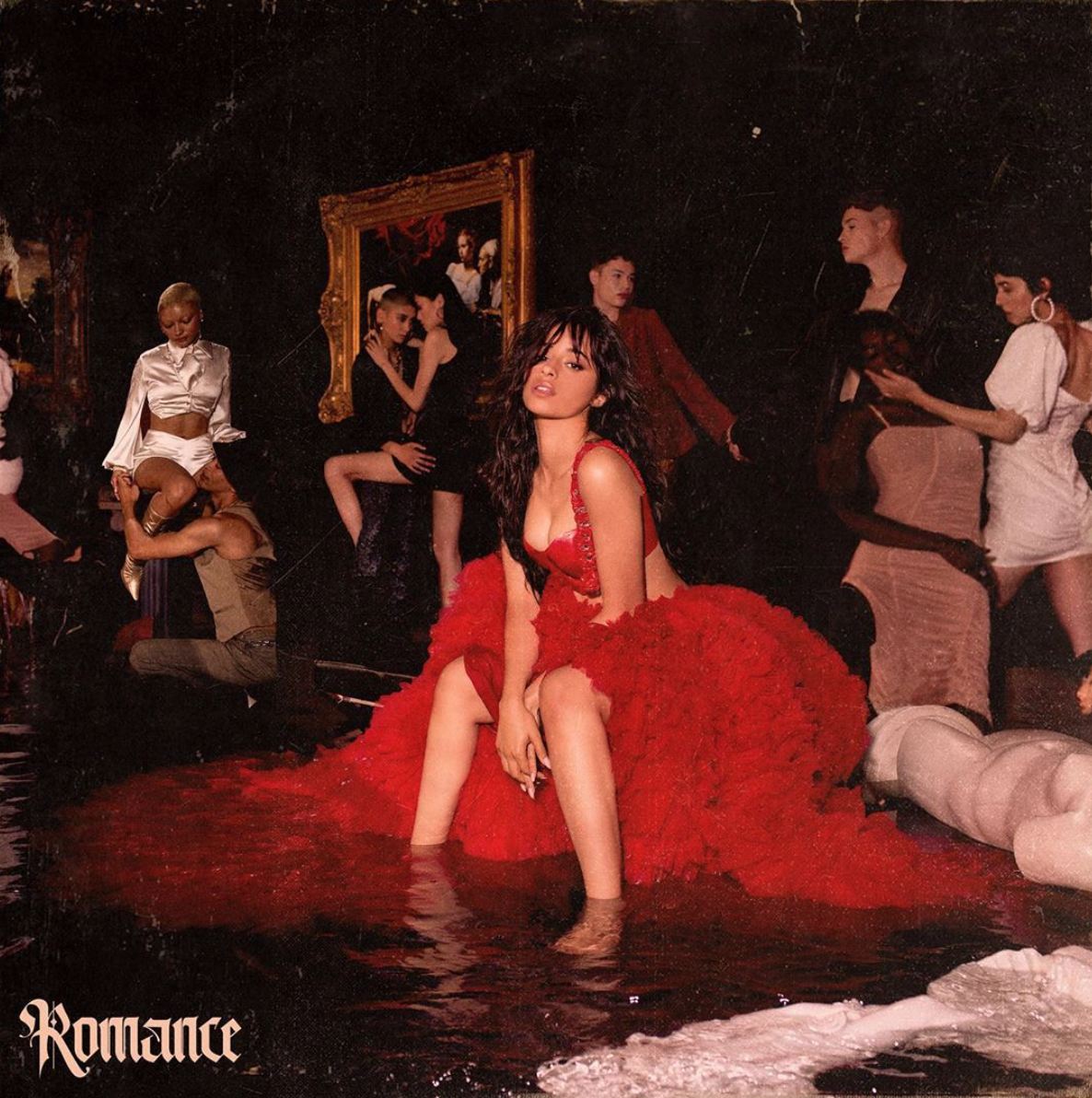 Cabello announced the release of 'Romance' on Instagram, writing,