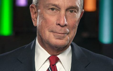 Former New York mayor Mike Bloomberg. Photo courtesy of Wikimedia Commons.