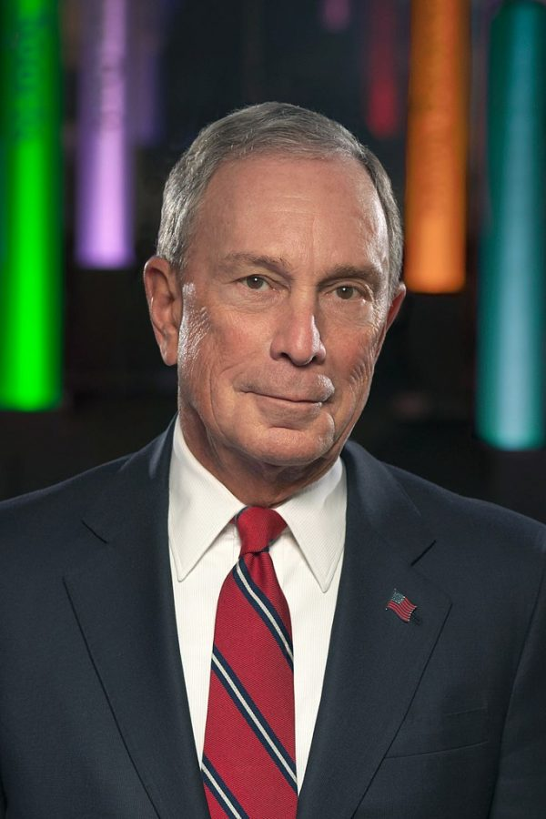 Michael Bloomberg is a Billionaire Shill
