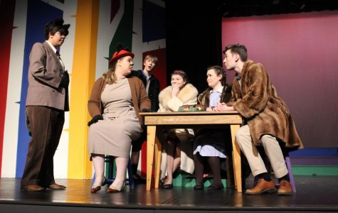 Photo courtesy of the Good Knight Theatre Company.