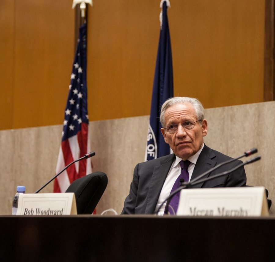 Bob Woodward Betrayed Public Trust and Caused Death by Waiting to Come Forward