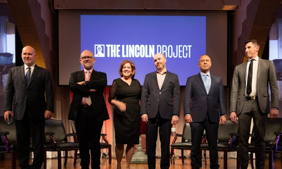 The Lincoln Project: Anti-Trump Grifting at Its Finest