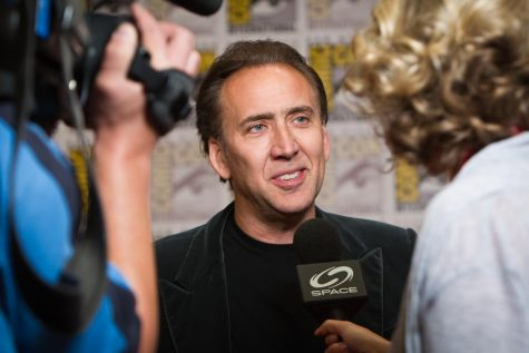 An opportunity to interview Cage about his life is something one can only dream. Photo courtesy of Wikimedia Commons
