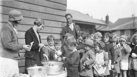 Americans during The Great Depression. Photo courtesy of ABC