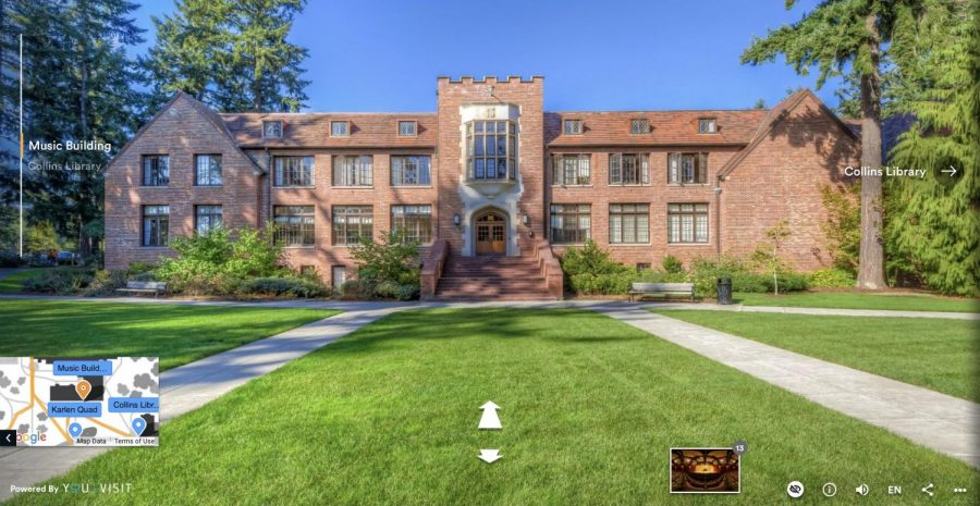 Virtual tours are on the rise as colleges pour more effort into online resources for prospective students