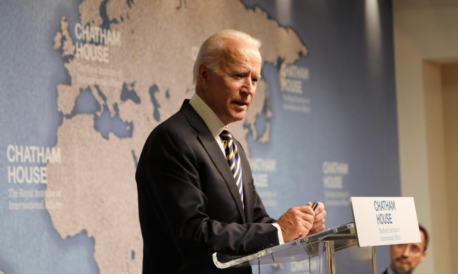 Biden will face a number of difficult foreign policy decisions. Image courtesy of Wikimedia Commons.
