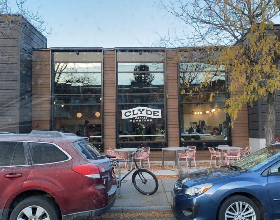 Clyde Coffee Roasters downtown  Photo by Gabi Wilson